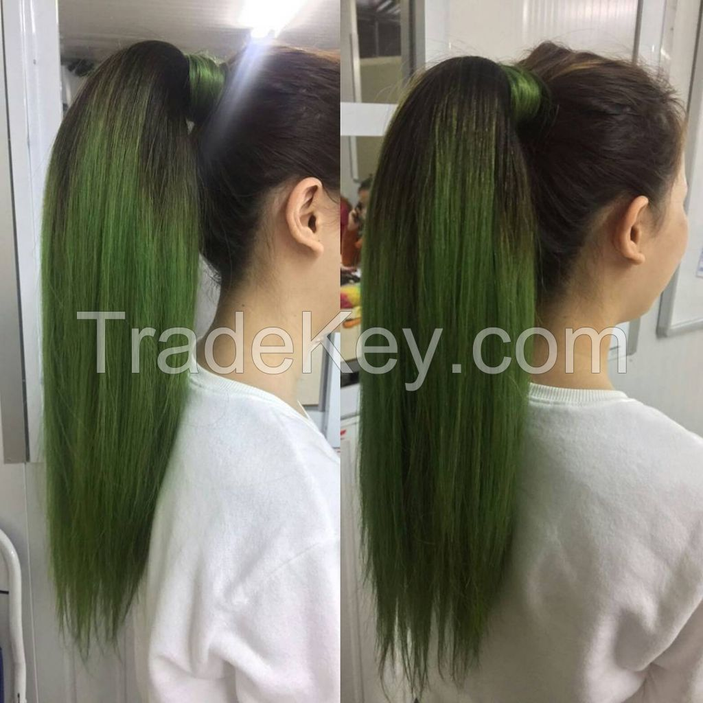 Natural beautifull PONYTAIL HAIR EXTENSIONS