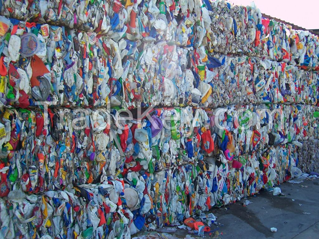 Post Consumer recycled plastics resins 1-7 By Georgia