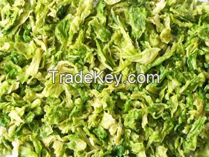 Best Grade Dried Cabbage Flakes