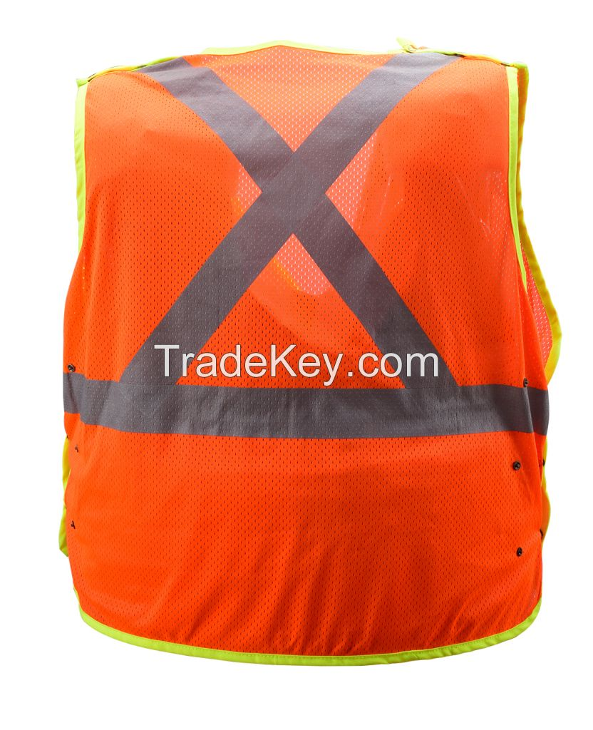 safety vest road traffic damend chothing reflective