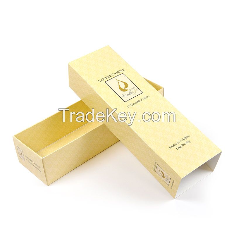 Specialzied Manufacturer Medicine Cosmetic Gift Candle Boxes