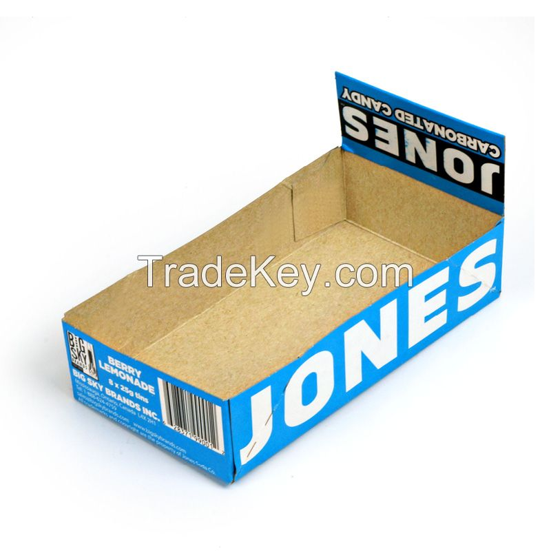 Full Color Offset Prinitng Paper Card Package Corner Boxes