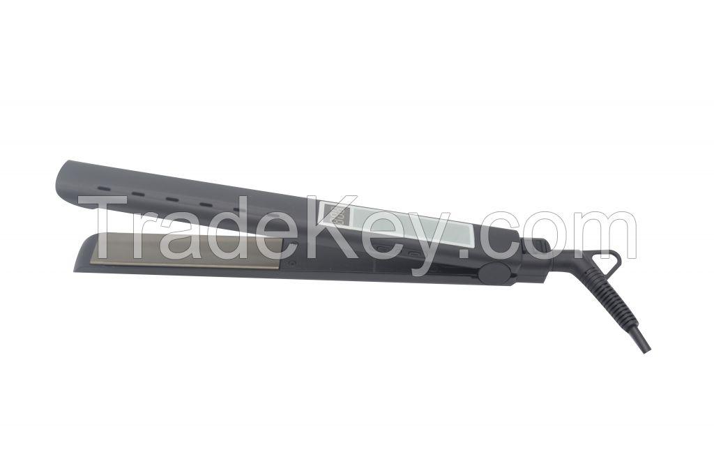 480F Tourmaline Ceramic Hair Curler Straightener + Hair Corn Curling Iron +Hair Straightener Styling Tool
