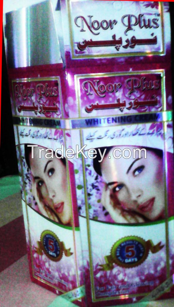 Noor Plus Beauty Cream