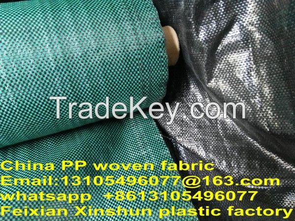 ground cover 100% virgin material silt fence fabric /weed mat