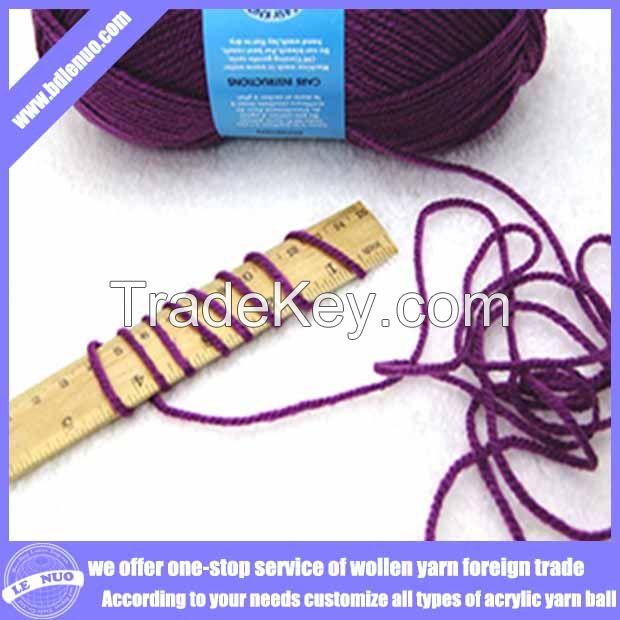 New Zealand Acrylic Yarn