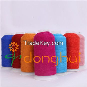 Wool and Acrylic worsted yarn for knitting  2/28NM-2/44NM 50%Wool (24.5um) 50%Acrylic