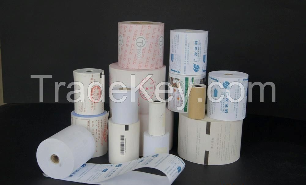 Thermal Sensitive Paper label, Coated Paper Label, Glossy Paper Sticker