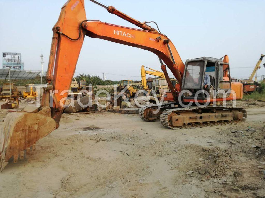 Used Japanese HITACHI Crawler Excavator EX200