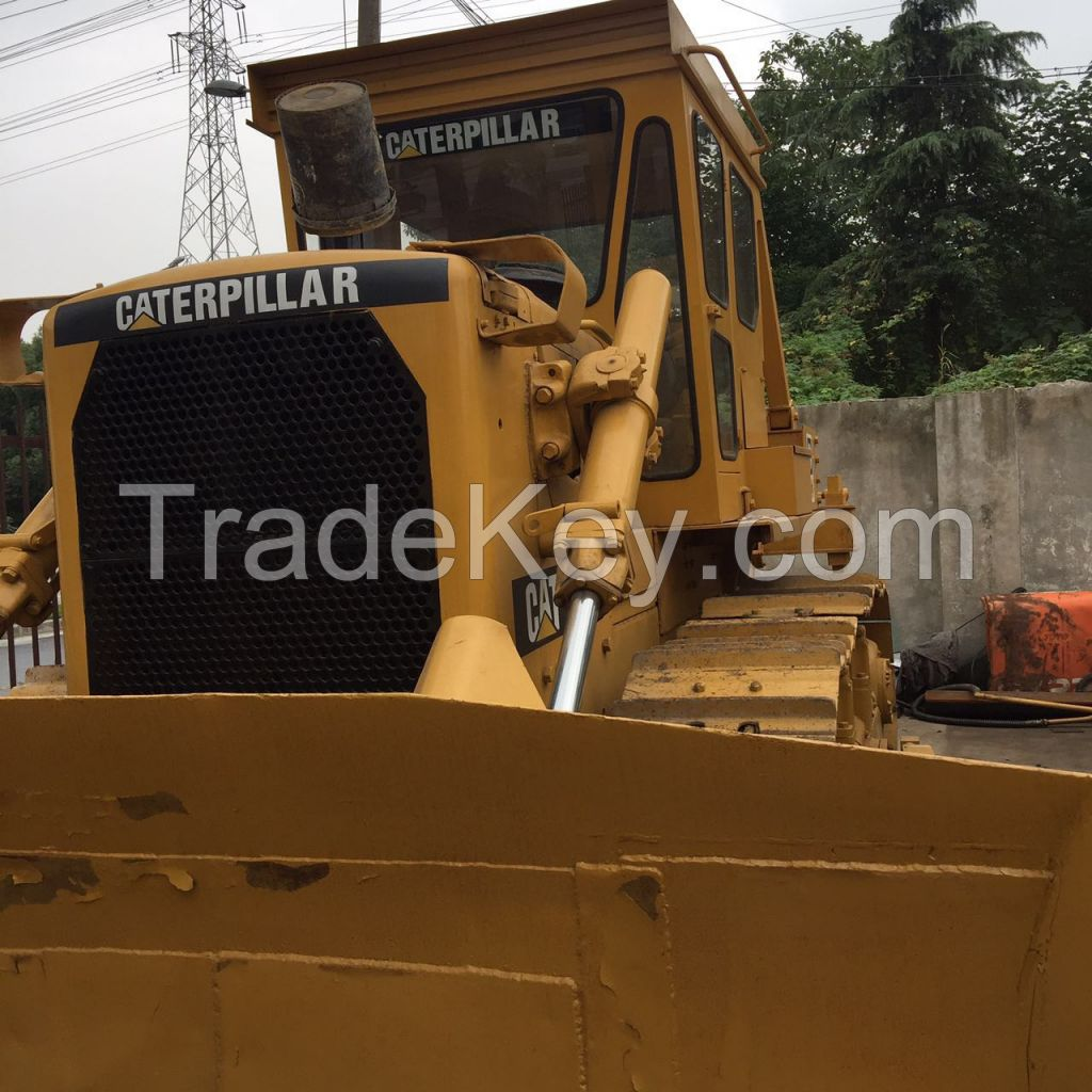 GOOD CONDITION Used (Caterpillar Bulldozer D7G)