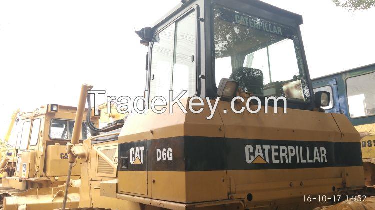 Cheap Price Used Caterpillar D6G Grader