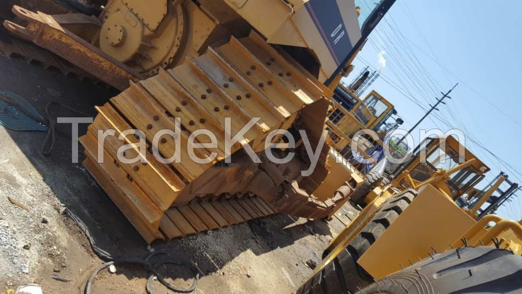 Cheap Price Used Caterpillar D6R Grader