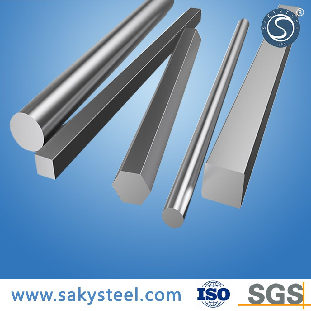 304 316 410 Stainless Steel Round angle flat Bar