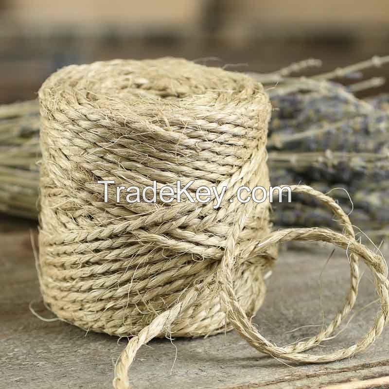 100% natural sisal l fiber