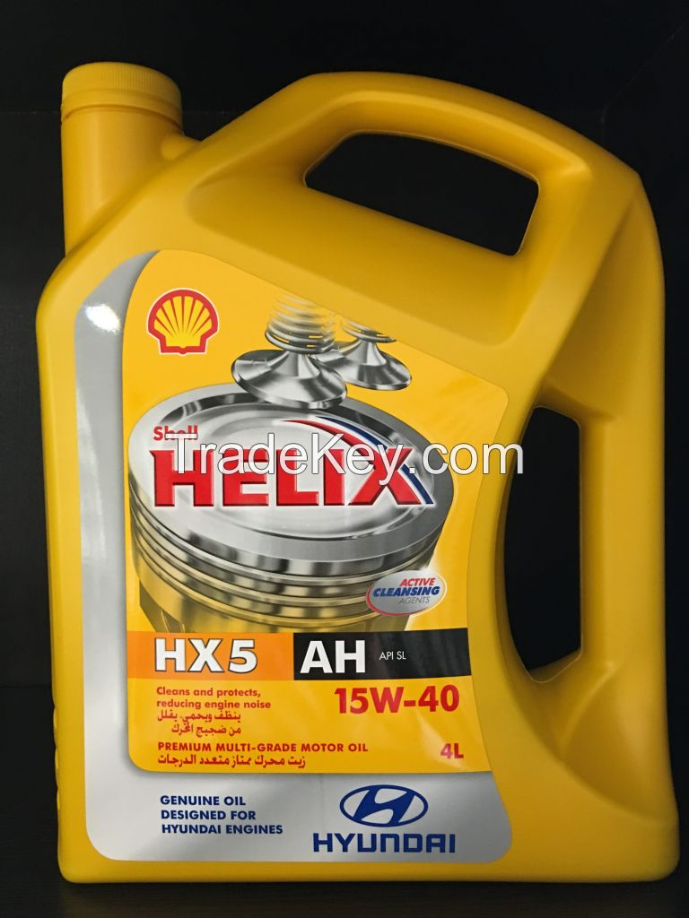 Lubricant Engine Oil HX5 15W40