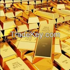 Gold Bars and Nugget for Sale