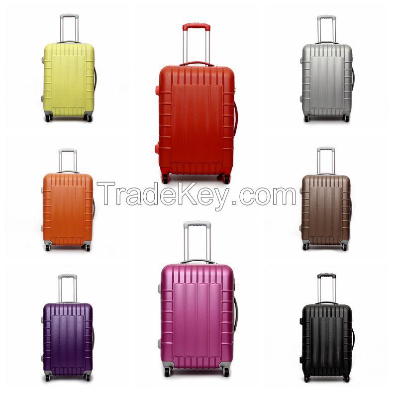 baoding baigou new fashion abs luggage sets