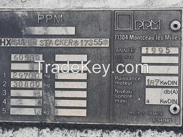 PPM reachstacker45tons(95.04.13)