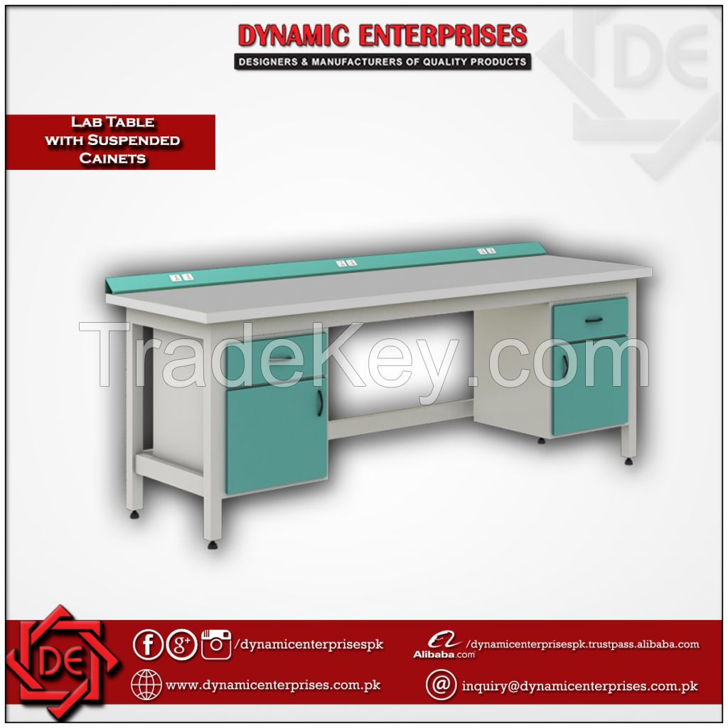 Island Table | Laboratory Table