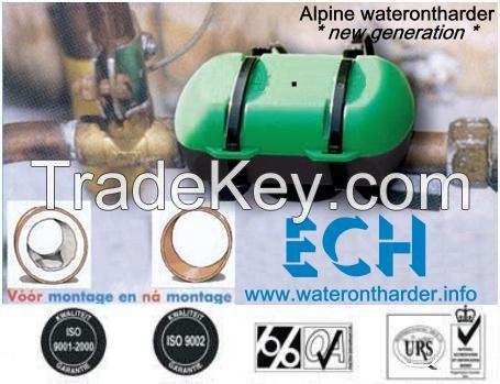 Alpine waterdescaler