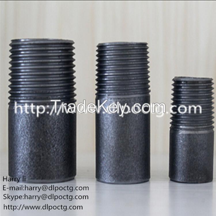 Dalipu hot galvanized steel pipe tube pipe NPT thread