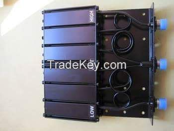 Base Station Repeater Duplexer High Power 50W 6 cavity Duplexer for Mobile Radio FM Transceive