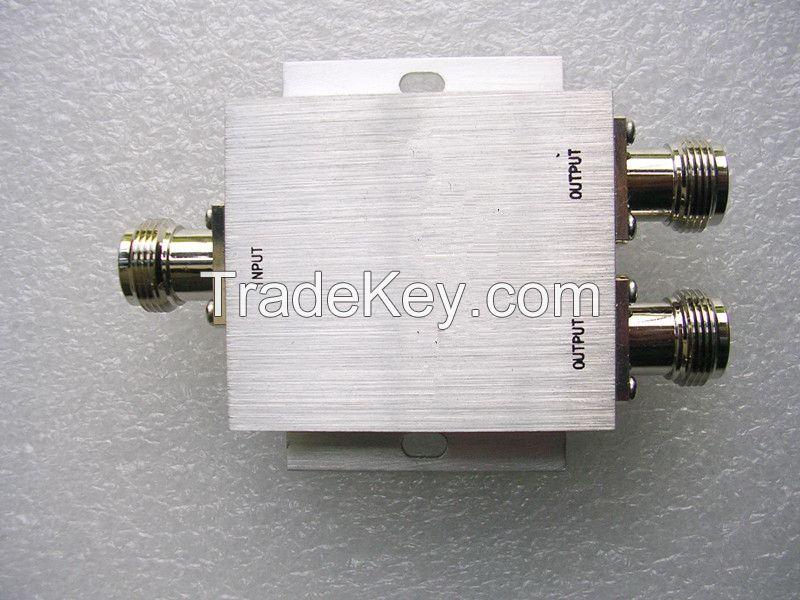 300-500MHz 2 way power splitter/divider