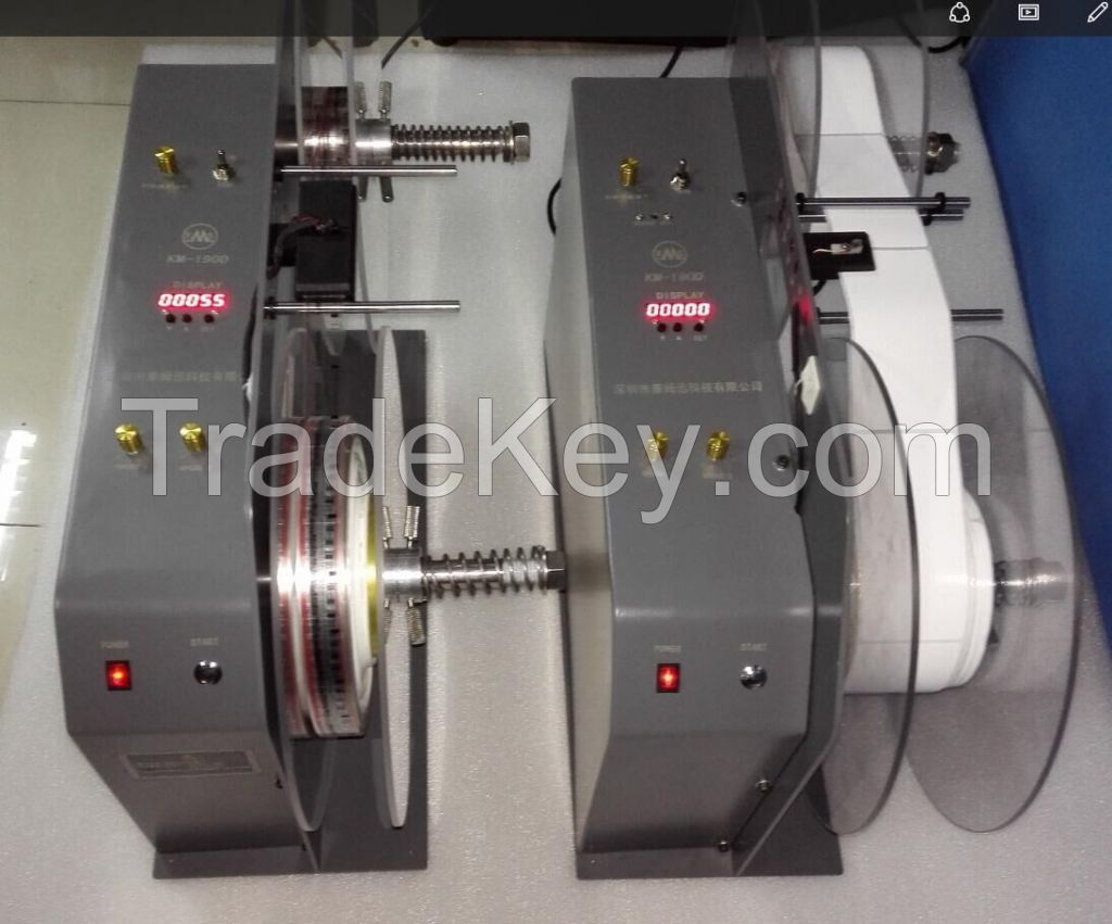 Automatic Label Counter, Electric Label Counting Machine