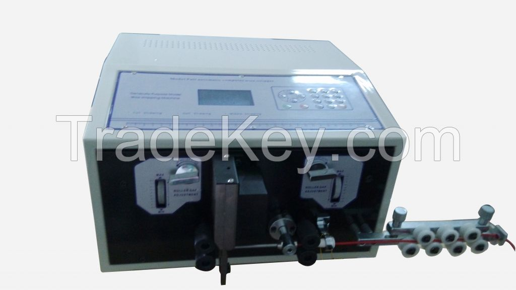Automatic Wire Cutting And Stripping Machine, Wire Cutter and Stripper