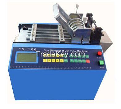 Automatic Plastic/PVC/Shrink Tubing Cutting Machine