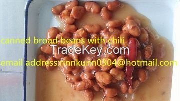 Canned white beans/ canned broad beans