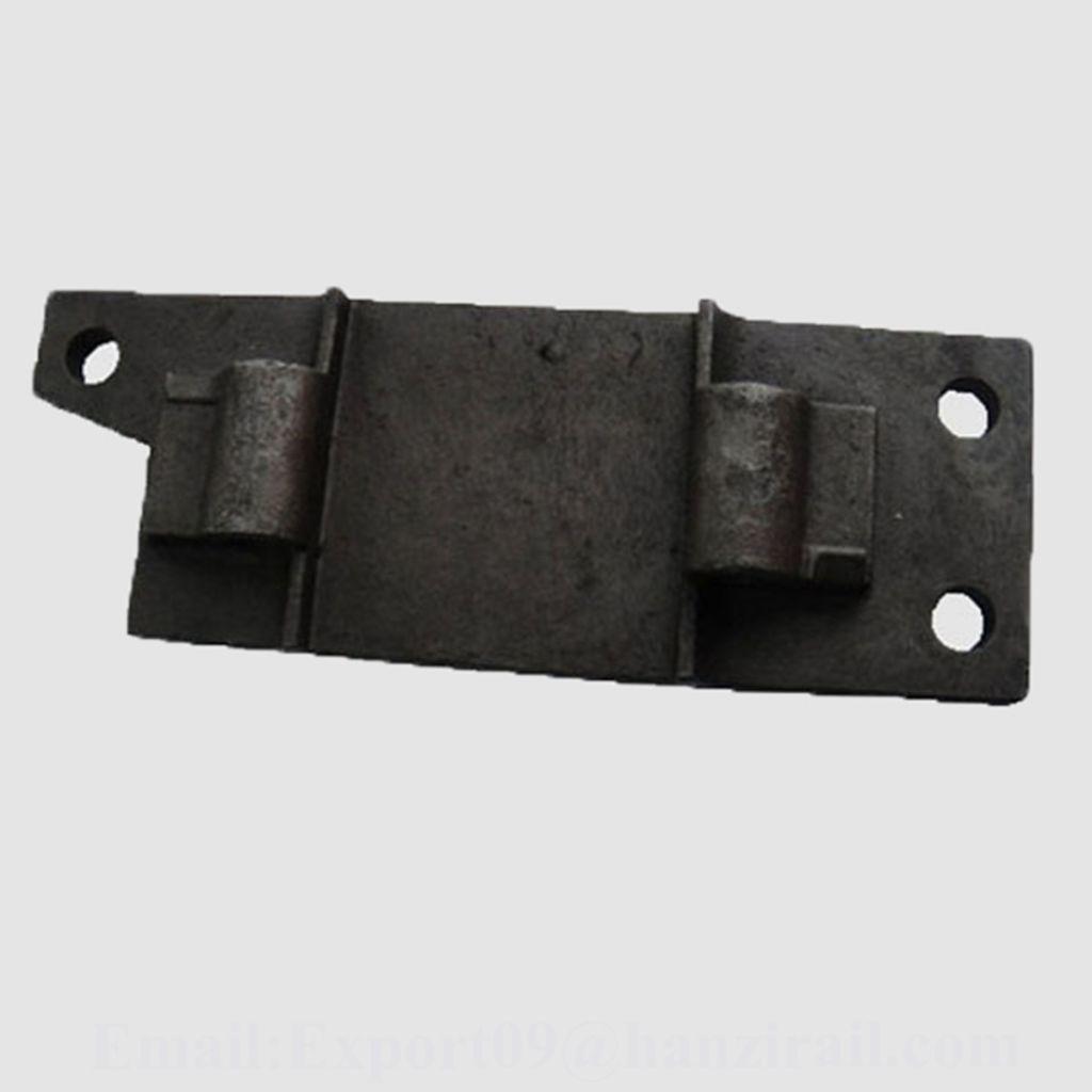 Best Sale Railway Base Plate Rail Tie Plate Supply