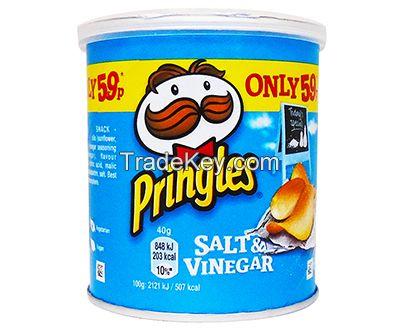 Pringles   Snacks   Potato Chips