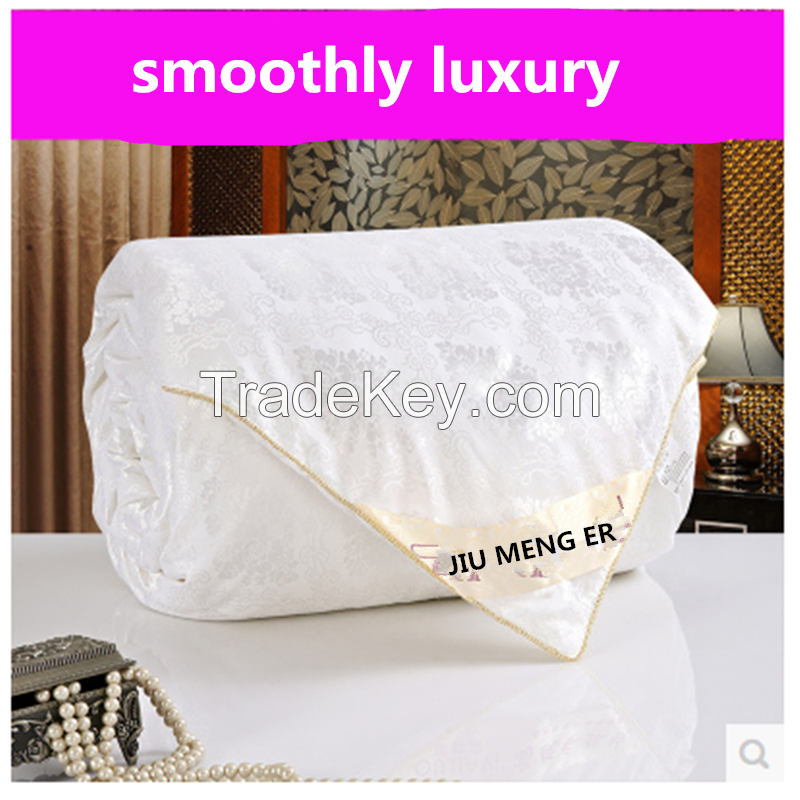 2016 Hot Selling 100%  Mulberry Silk Quilt With Factory Price China