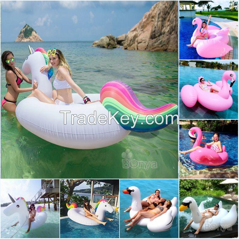 hot sale inflatable flamingo, funny flamingo pool float for sale