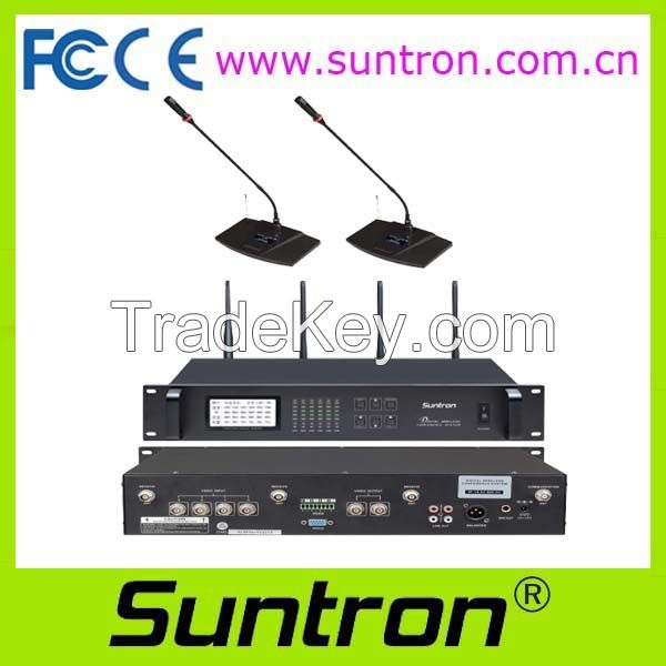 ACS-1010U Video Tracking Wireless Conference System