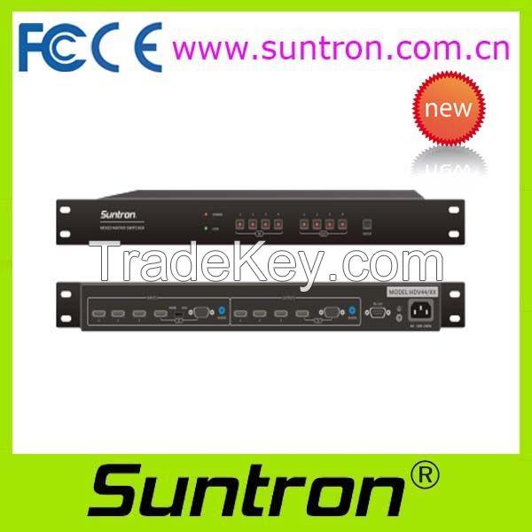 HDV4402 Mini Mixed Switcher