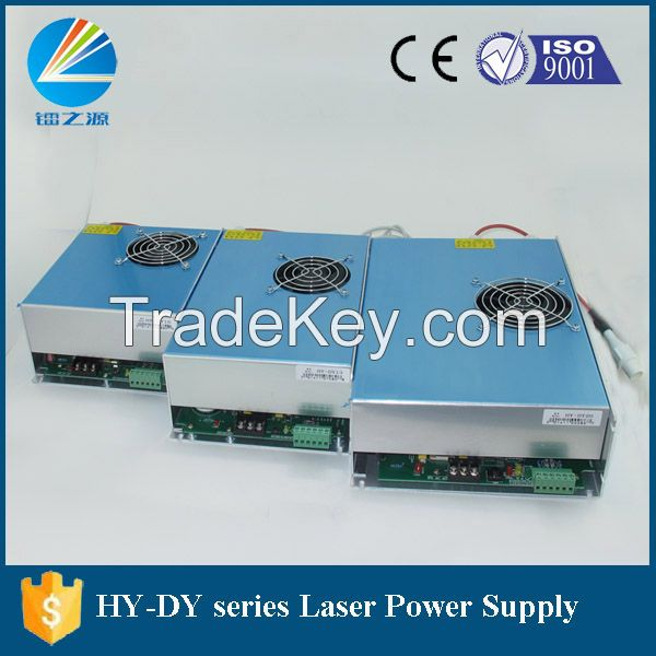 HY dy10 dy13 dy20 series factory price Co2 laser power supply for RECI laser tube