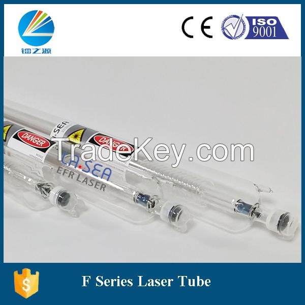 EFR F2/F4/F6/F8 Co2 laser tube in 6000h lifespan