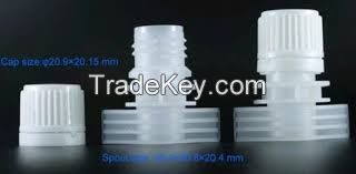 Spout 8,12,18mm also 19 ltr mineral bottle caps