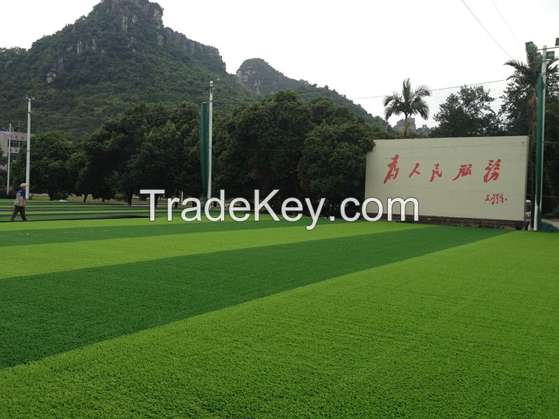 Superior Quality Heavy Duty 50mm Eco-Friendly Soft Green Synthetic Artificial Grass for Lanscaping Turf on Sale