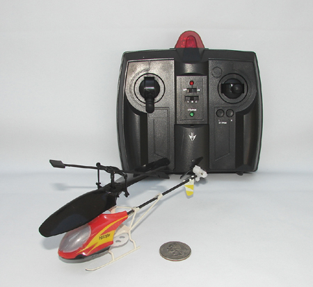 SYMA_Micro-Size RC Helicopter