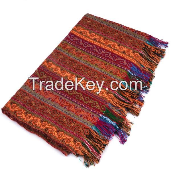 Turkish, Syrian Ethnic Motiffed Tablecloths, Authentic Table tops for Hookah Lounge, Cafe, Restaurants, Home