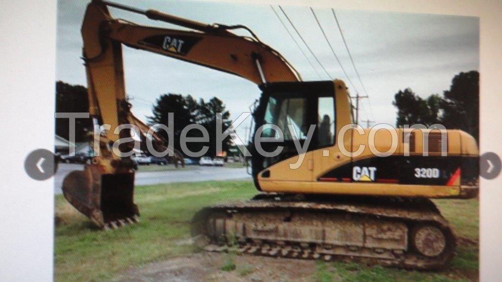 CAT 320CL