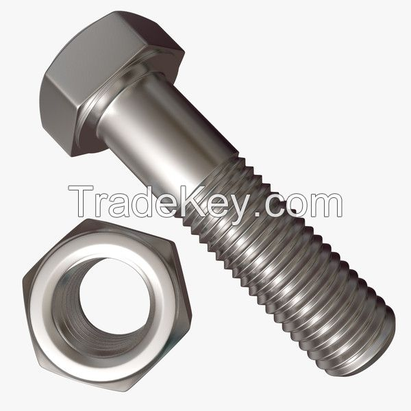 Custom made bolts and fasteners