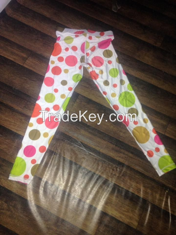 Sublimation Women Tights