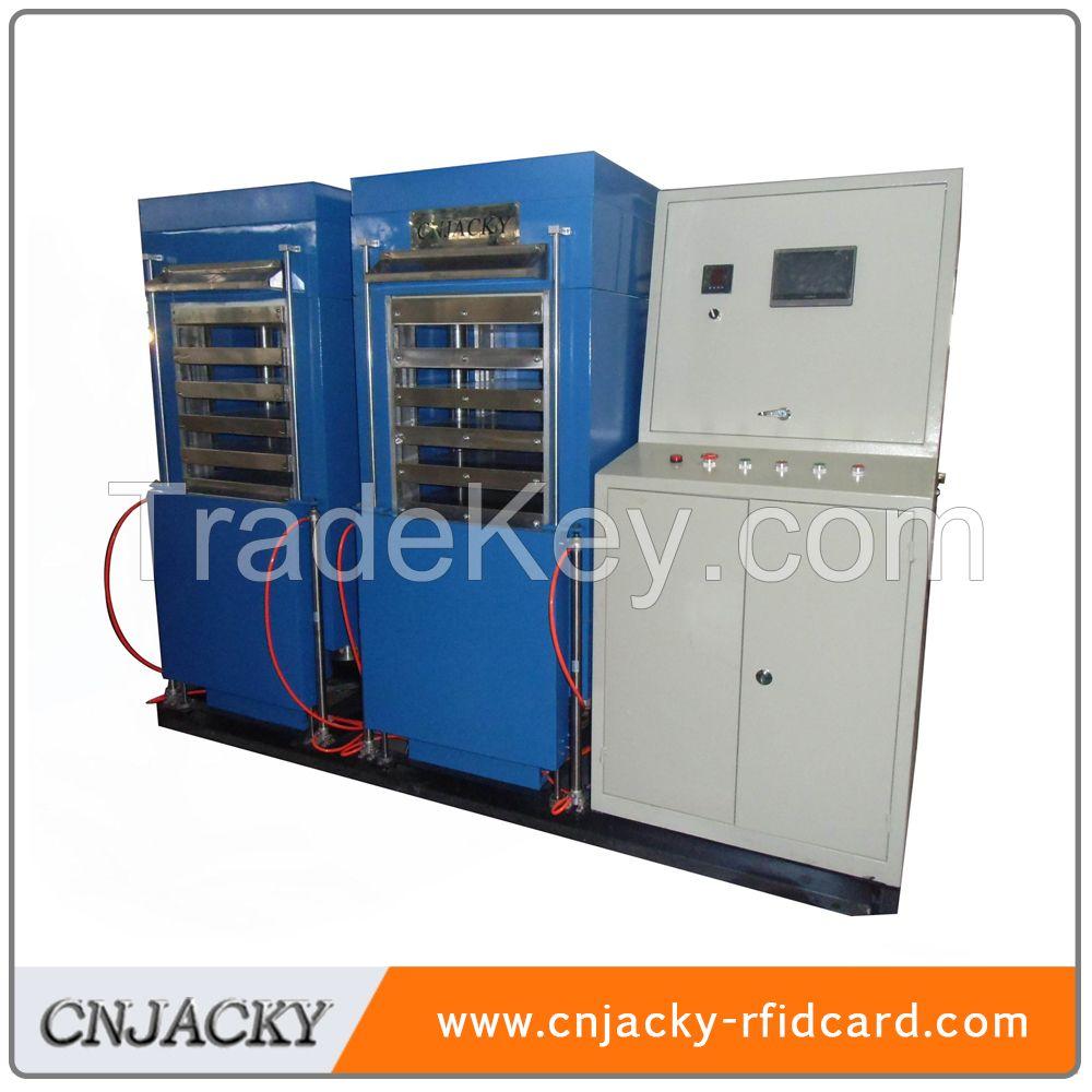 CNJ-AU5200PLC Stengthen model automatic laminator