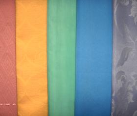 Flame-retardant fabrics