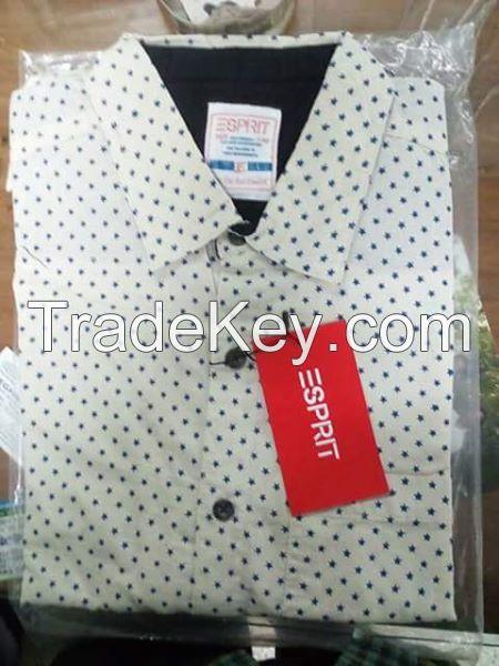 100% cotton Full sleeve shirts
