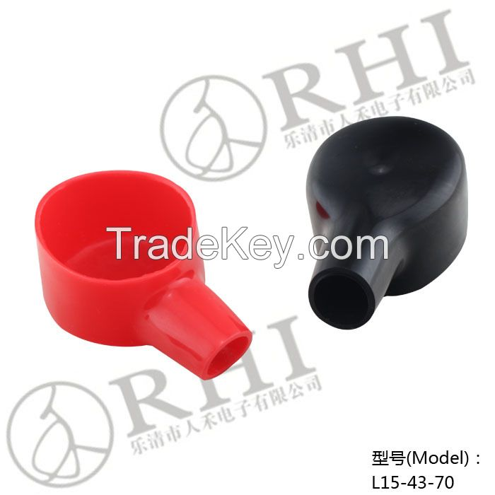 PVC cable lug covers terminal covers